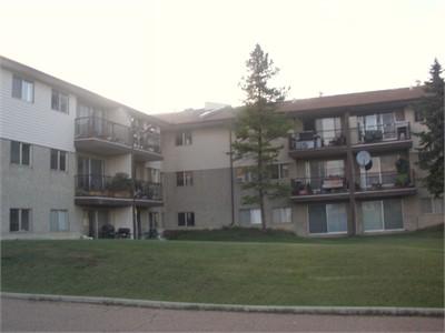 Edmonton Condo complex