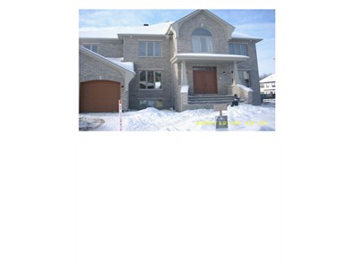 Montreal West-Island - family atmosphere close to nature and golf