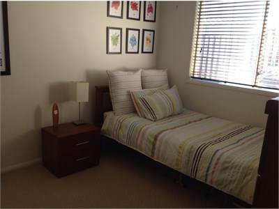 Fully furnished room for rent.