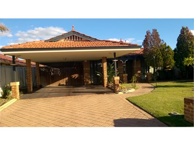 Ballajura - $160 p/w - Good Location - Nice House