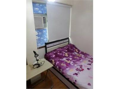 The furnished room is for U (*) ( Shueng wan)